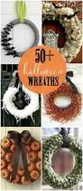 50 diy halloween wreaths so many great ideas lilluna com