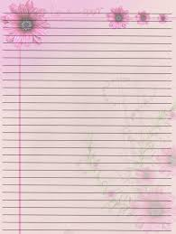 journal paper template summer stationery paper search stationary paper