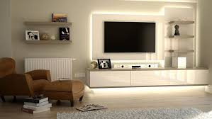 Fitted Living Room Furniture Bespoke Tv Cabinets Bookcases And Storage Units For 50