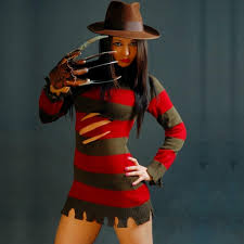 womens halloween costumes with pants freddy krueger with pants halloween costume ideas pinterest