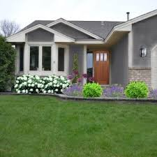 Roof For Patio Landscaping 3 Cheap Landscaping Ideas For Front Of House With