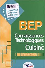 bep cuisine connaissances techno bep cuisine 9782857083993 amazon com books
