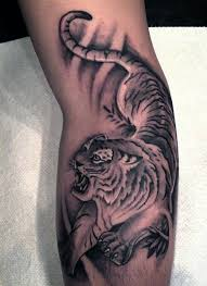 manly tiger claws tattoo bicep tiger tattoo pinterest claw