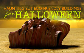 6 haunting but eco friendly buildings for halloween ghost worthy