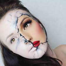 amazing halloween makeup ideas 15 step by step tutorials