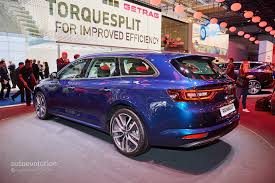 renault algerie renault talisman is living proof french can do a passat too