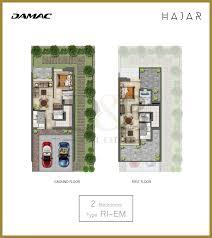 damac hajr stone villas d u0026b properties