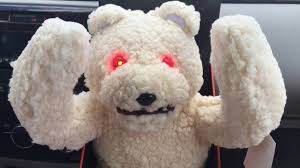 deady bear spirit halloween peek a boo bear review halloween 2016 youtube
