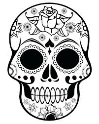 free coloring pages scary halloween pictures printable