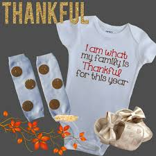 thanksgiving bodysuits and shirts for babies and toddlers