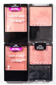 Wet N Wild Halloween Makeup by Warpaint And Unicorns Wet N U0027 Wild Color Icon Blush In Pearlescent