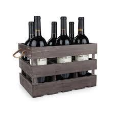 countertop wine rack true