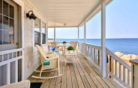Beachfront Cottage Rental by Maine Cabins And Cottages Maine Vacations