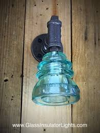 glass insulator light kit image result for bathroom with teal insulator lighting bathrooms