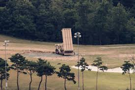 Alaska defense travel system images Can u s stop a north korea missile attack thaad test successful jpg