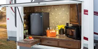 rv outdoor kitchen ideas travel trailer trends and bunkhouse