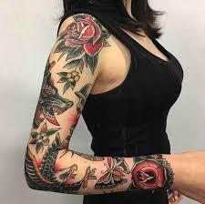tattoo sleeve full sleeve traditional tattoo tattooviral