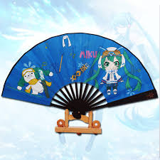 aliexpress com buy bamboo fan japanese style halloween props