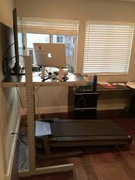 Ikea Jerker Standing Desk by The Treadmill Desk Experiment U2013 Anti Random