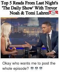 Trevor Noah Memes - 25 best memes about trevor noah tomi trevor noah tomi memes