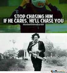Chase You Meme - he will chase you by recyclebin meme center