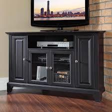 black corner tv cabinet with glass doors 30 best t v stands images on pinterest corner tv stands eagles and tv