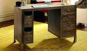 bureaux bois massif bureau massif moderne bureau bois massif moderne frais offerts