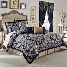 Bed Bath And Beyond King Comforter Sets Julien 4 Piece Comforter Set By Croscill Hayneedle