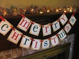 merry christmas banner best 25 christmas banners ideas on diy bunting