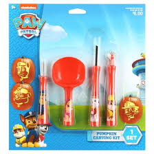 Pumpkin Carving Kits Paw Patrol Pumpkin Carving Kit Target