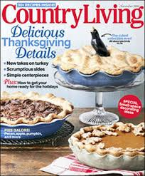 country living subscription free country living magazine one year subscription coupon code