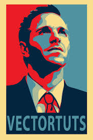 tutorial wpap lewat photoshop create an inspirational vector political poster