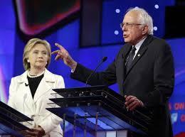 Hillary Clinton Hometown Ny by Brooklyn Brawl Clinton Sanders Show Their Fighting Side In N Y