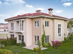 representation of find the most popular exterior house color for
