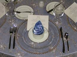 Table Setting Chargers - maureen phillips bravo event u0026 party rental u0027s blog