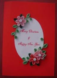 quilling greeting card paper quilled by enchantedquilling