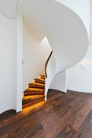 Helical Staircase Design Little Boltons Helical Staircase Contemporary Staircase