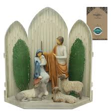 maven gifts willow tree the story nativity set by