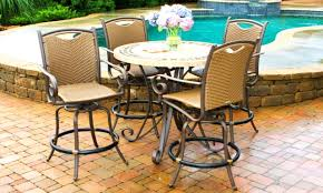 metal patio table and chairs outdoor patio table set high top patio table and chairs fresh of