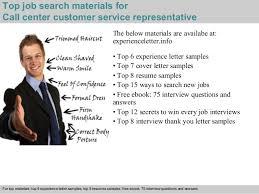 Customer Service Call Center Resume Sample by Call Center Customer Service Representative Experience Letter