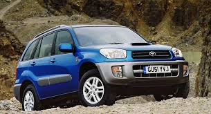 small toyota suv 20 years of toyota s ground breaking rav4 compact suv