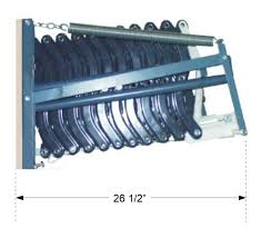 rainbow lofty series scissor style steel loft stairs 350 lb capacity