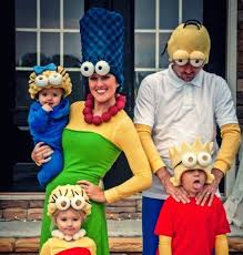 family costumes 50 fabulous themed family costumes brit co