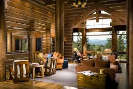 log home interior pictures beautiful log home photo gallery
