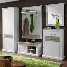garderobenschrank design design garderobenschrank veonito in weiß taupe wohnen de