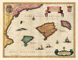 Mallorca Spain Map by Majorca Map Collection