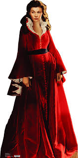 Gone With The Wind Curtain Dress Ruffles01 Scene Gowns And Costumes