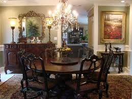 Round Formal Dining Room Tables Best 25 Tuscan Dining Rooms Ideas On Pinterest Tuscan Style