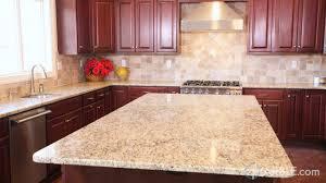 ornamental granite kitchen counters