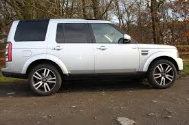 silver land rover discovery 2015 15 land rover discovery 3 0 sdv6 hse luxury 5dr auto rear